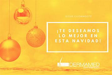 ¡Les deseamos lo mejor en esta Navidad!